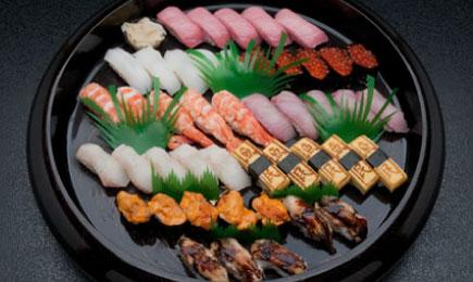 お正月用お寿司